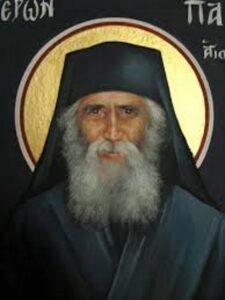 Διδαχές και βίος Αγίου Παΐσιου 1