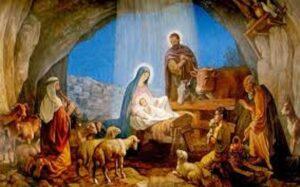 Χριστούγεννα είναι να γεννηθεί ο Κύριος, που η αγάπη μέσα μας 1