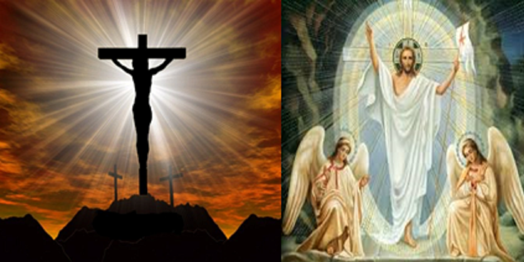 Μόνο ακολούθωντας τον Κύριο στην Σταύρωση μπορουμε να φθάσουμε στην Ανάσταση, να ενωθούμε με το Θεό. 1