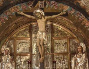 Η ζωηφόρος και ζωοποιός δύναμη του Τιμίου Σταυρού μας προφυλάσσει από κάθε κακό και μας οδηγεί κοντά στον Χριστό. 1