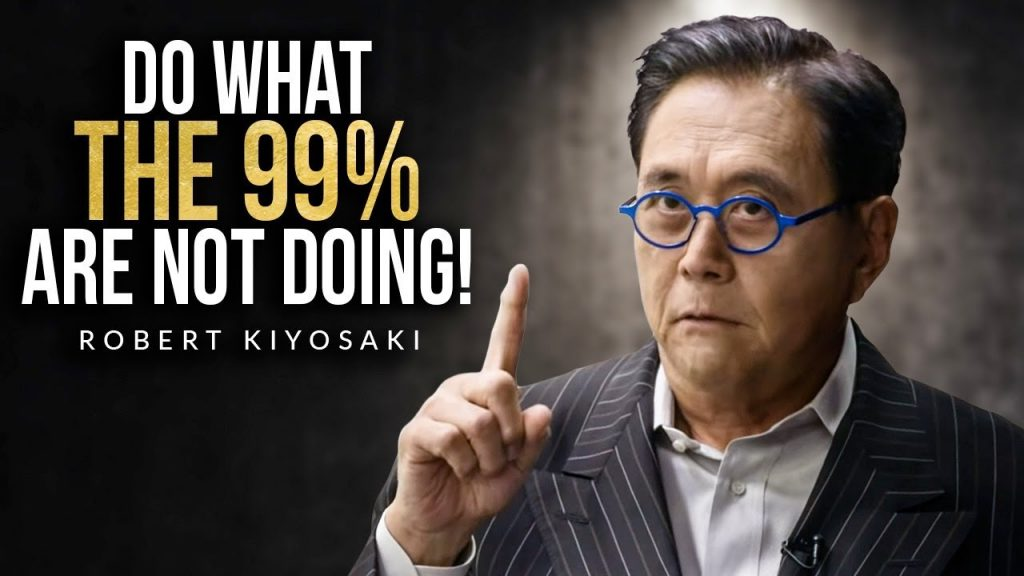 RICH VS POOR MINDSET | An Eye Opening Interview with Robert Kiyosaki 4