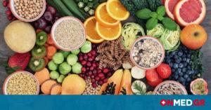 Διατροφή και παράγοντες  που ενεργοποιούν τα γονίδια που μας οδηγούν στη Μακροζωία. 8
