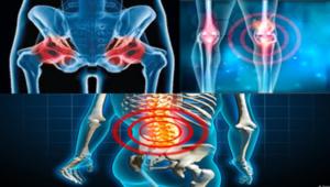 Αυτοθεραπεία από πρόβλημα στα ισχία, τα γόνατα και τη μέση ξεμπλοκάροντας τους αντίστοιχους μεσημβρινούς. 1