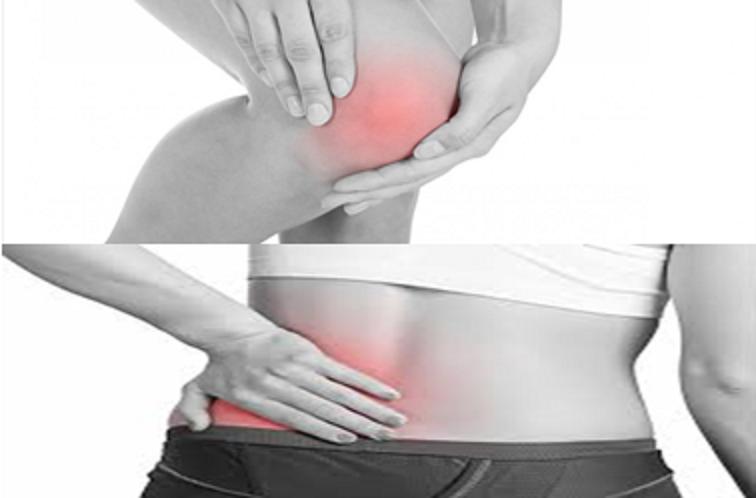 Αυτοθεραπεία από δυσκαμψία στα γόνατα, ισχία και μέση της Άννας Κοψαχίλη. 22