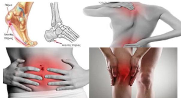 Αυτοθεραπεία από δυσκοιλιότητα, από άκανθα, προβλήματα στον αυχένα, τη μέση και τα γόνατα ξεμπλοκάρoντας τους αντίστοιχους ενεργειακούς μεσημβρινούς. 28