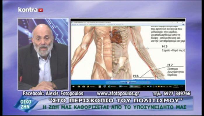 Αυτοθεραπεία από κρίσεις πανικού,  από ταχυκαρδιές, από αρρυθμίες καρδιάς