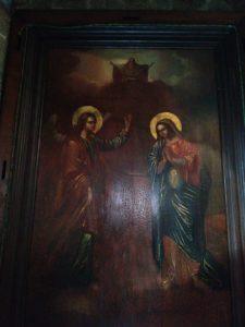 Πηγαίνοντας στα μέρη που περπάτησε, σταυρώθηκε ο Κύριος αγιαζόμαστε ενωνόμαστε μαζί Του. 32