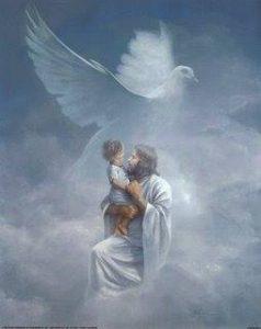 Το Άγιο Πνεύμα μας φωτίζει να γνωρίσουμε τον Θεό και να ενωθούμε μαζί Του. 3
