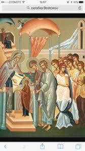 Η Υπεραγία Θεοτόκος είναι η πύλη της σωτηρίας μας, η σκέπη του κόσμου, μεσολαβεί για να ενωθούμε με το Θεό 3
