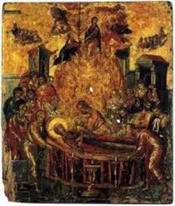 Η Υπεραγία Θεοτόκος είναι η πύλη της σωτηρίας μας, η σκέπη του κόσμου, μεσολαβεί για να ενωθούμε με το Θεό 4